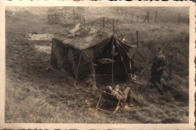 Tente allemande : Das Große Stabszelt 21994110