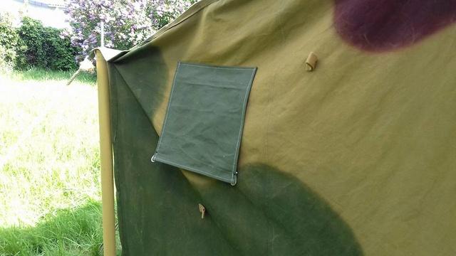 Tente allemande : Das Große Stabszelt 33895710