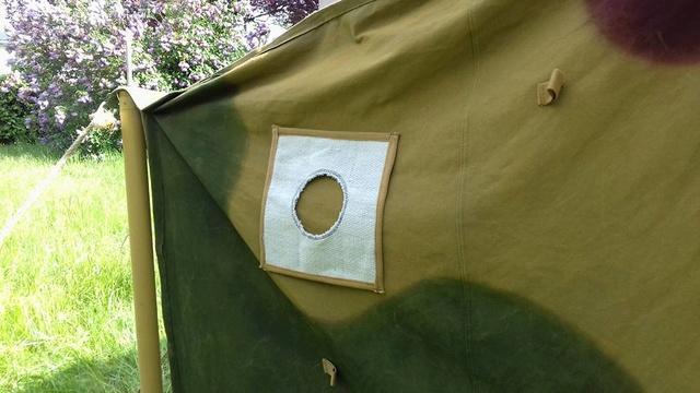 Tente allemande : Das Große Stabszelt 33993610