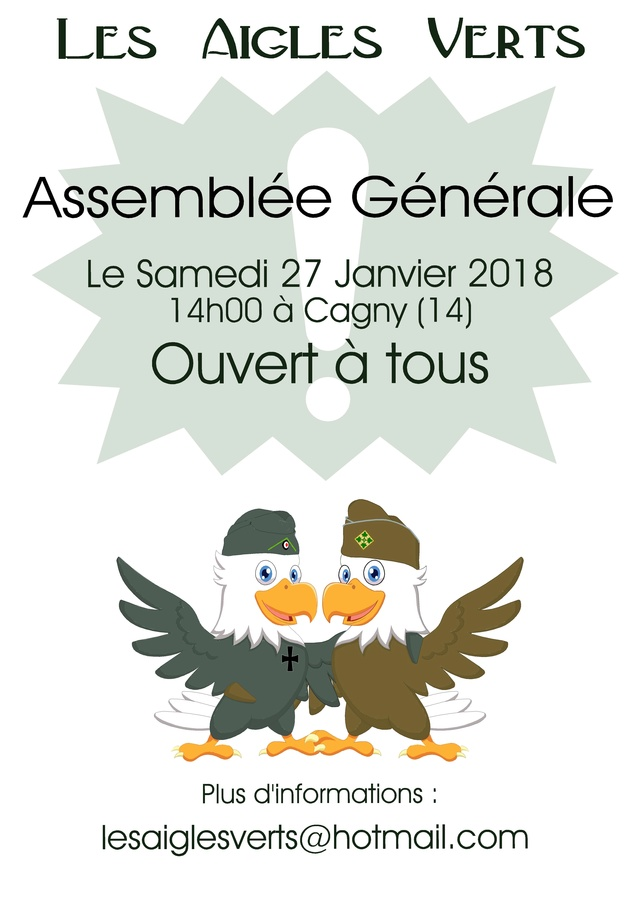 27 Janvier 2018 - CAGNY - AG 2017 Annoce11