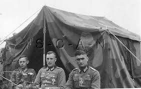 Tente allemande : Das Große Stabszelt Tylych10