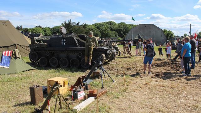 Omaha Camp 1  dans la presse Un-cam10