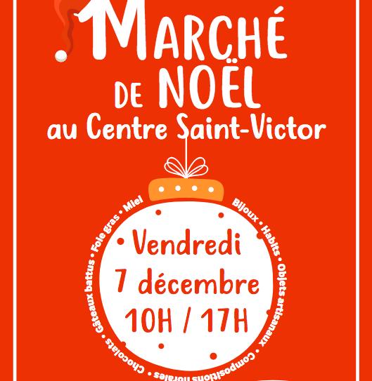 #TMCweb3 : #Amiens : marché de #Noël au centre #SaintVictor Captur10