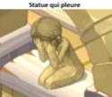 Indices Chasse aux trésors et Portail. Statue11