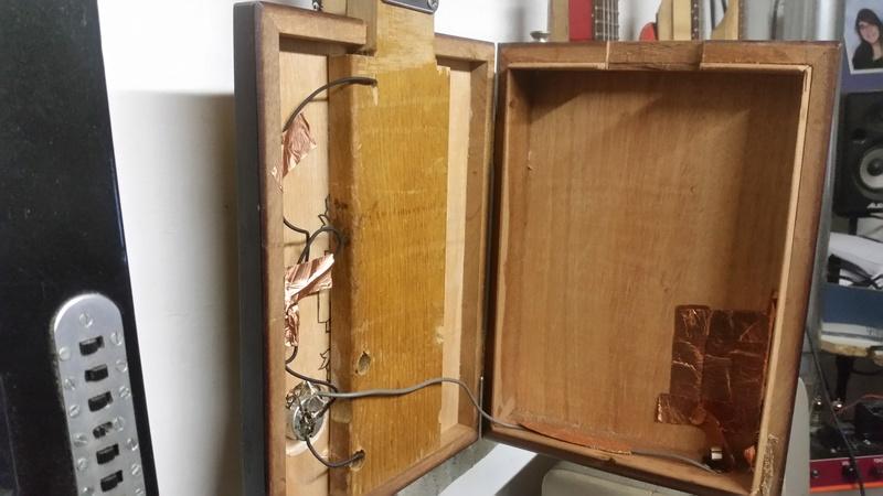 une lp box , et une jazz box 20180213