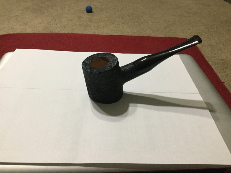 New pipe w/ new finish  58335710