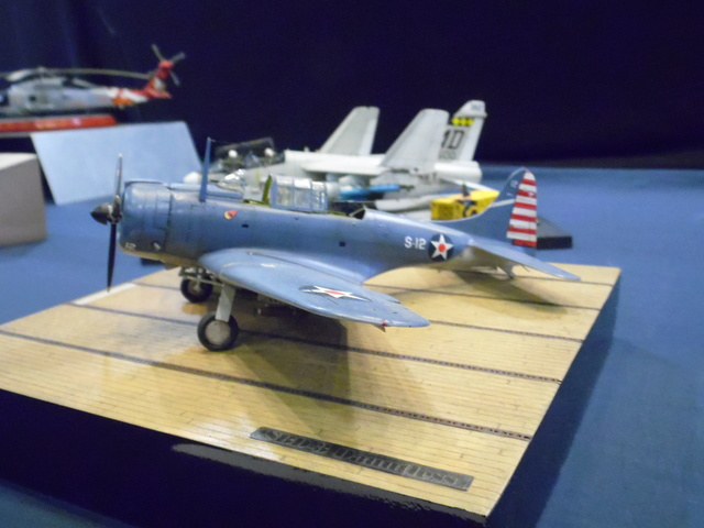 8eme expo de maquettes de l'AMAC35 - cesson sevigné (35) Sam_1378