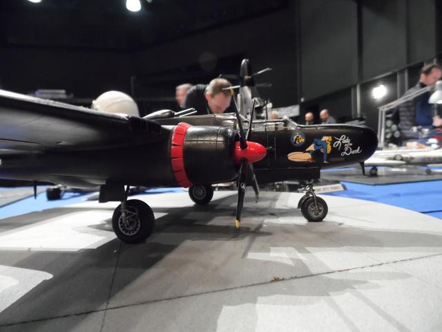 8eme expo de maquettes de l'AMAC35 - cesson sevigné (35) Sam_1391