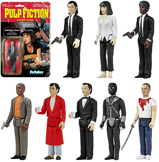 Funko Reaction Figures Pulp_f10
