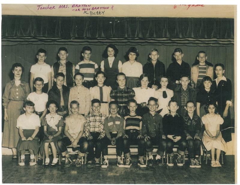 Oswald's School Photos 18402010