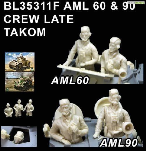 AML 60 - TAKOM 1/35 Blast_17