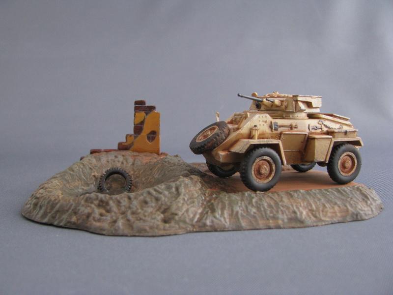 HUMBER MkII - 8ème Armée britannique - Unité inconnue - Libye 1942-43 - REVELL - 1/76 Img_0010