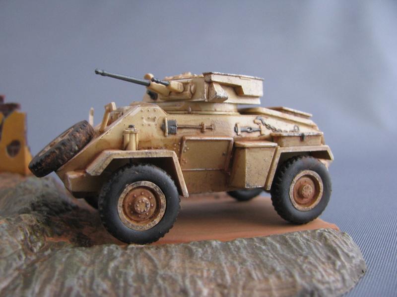 HUMBER MkII - 8ème Armée britannique - Unité inconnue - Libye 1942-43 - REVELL - 1/76 Img_0012
