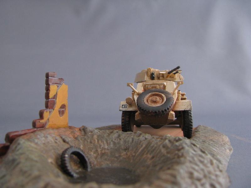 HUMBER MkII - 8ème Armée britannique - Unité inconnue - Libye 1942-43 - REVELL - 1/76 Img_0013