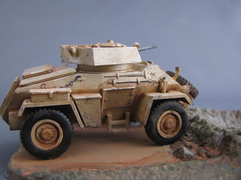 HUMBER MkII - 8ème Armée britannique - Unité inconnue - Libye 1942-43 - REVELL - 1/76 Img_0014