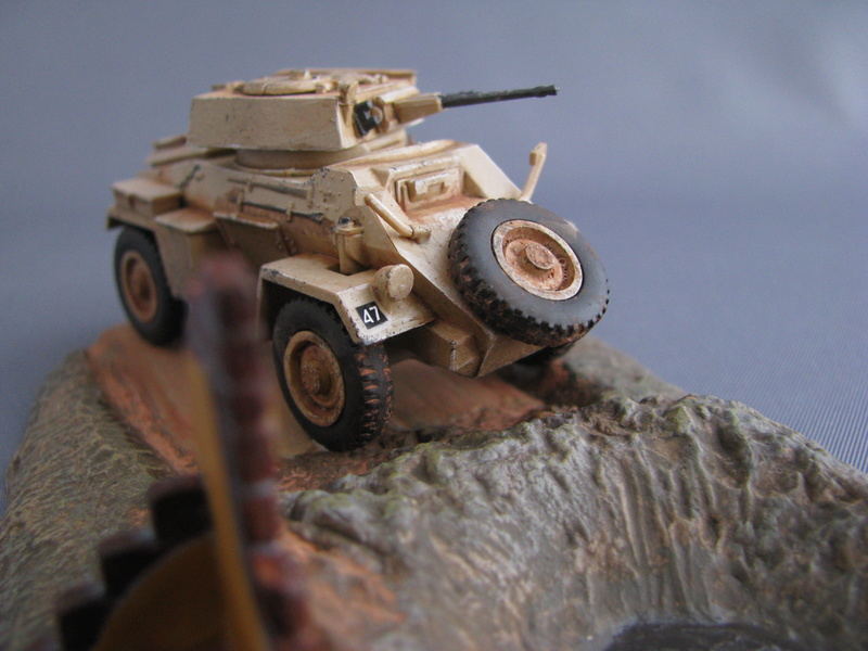 HUMBER MkII - 8ème Armée britannique - Unité inconnue - Libye 1942-43 - REVELL - 1/76 Img_0017
