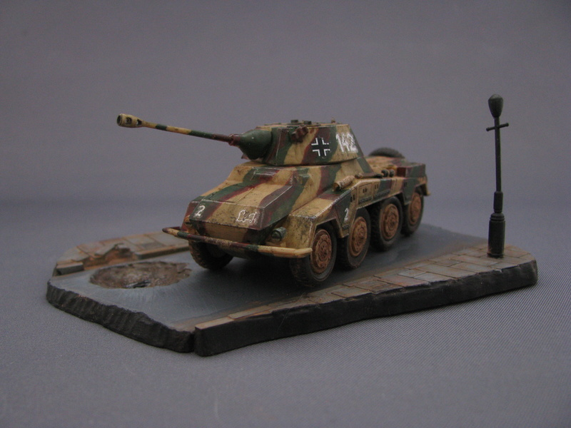 Sd.Kfz.234/2 Puma - 1. Panzer Aufklärungsabteilung - Lehr Division - Novembre 1944 - REVELL - 1/76 - Page 2 Img_0027