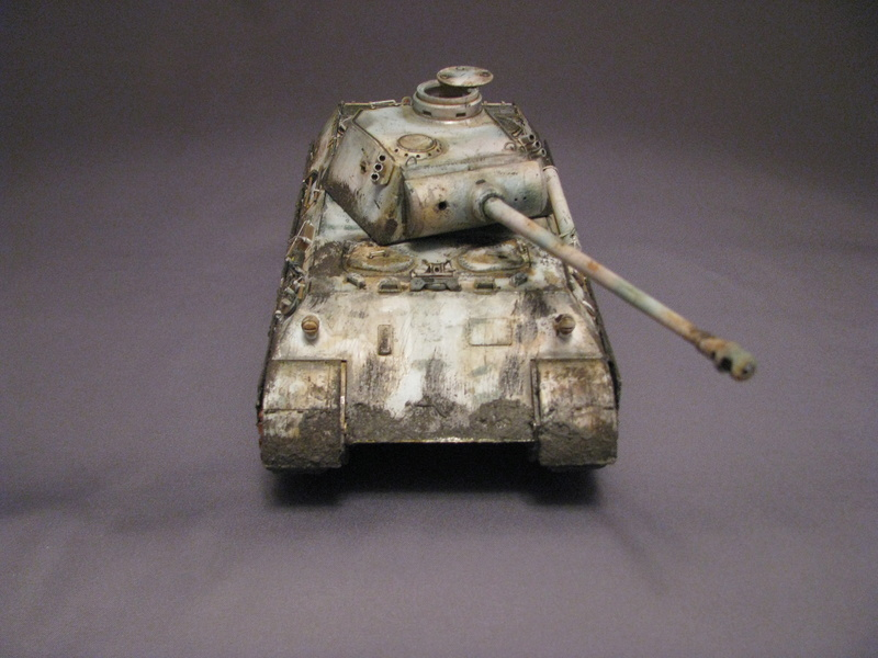 Char terminé - Panther Ausf.D - Sd.Kfz.171 (Tamiya 35345) + photo-découpe Passion Models P35-115V - Page 4 Img_0120