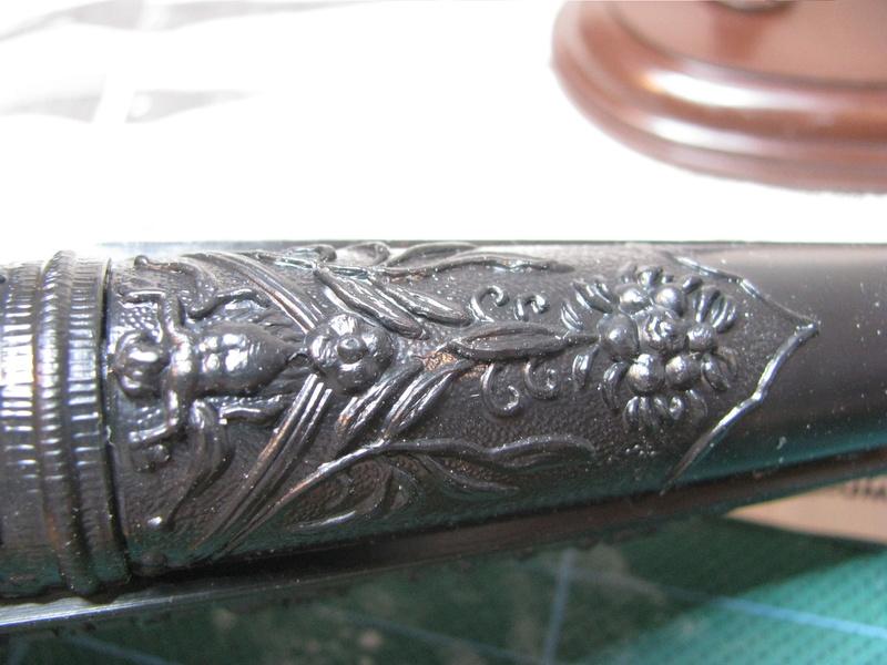 Pistolet à platine à rouet - LIFE-LIKE - Echelle 1/1 Img_0210