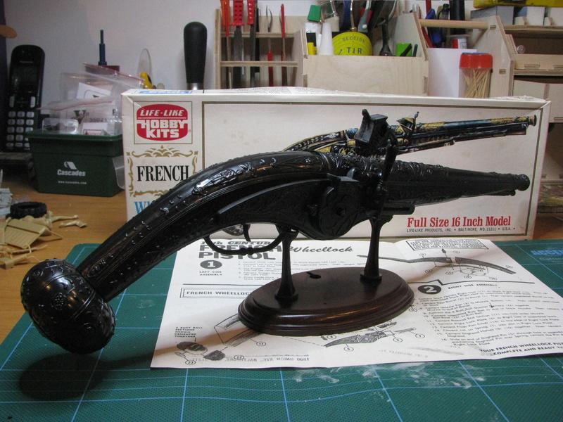 Pistolet à platine à rouet - LIFE-LIKE - Echelle 1/1 Img_0217