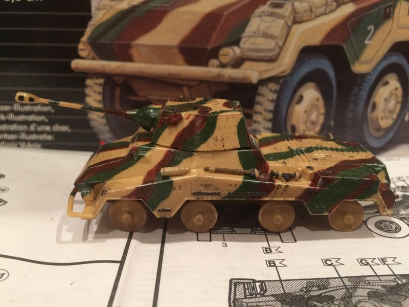 Sd.Kfz.234/2 Puma - 1. Panzer Aufklärungsabteilung - Lehr Division - Novembre 1944 - REVELL - 1/76 Img_5230