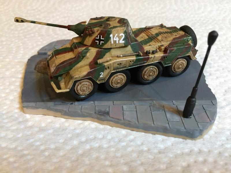 Sd.Kfz.234/2 Puma - 1. Panzer Aufklärungsabteilung - Lehr Division - Novembre 1944 - REVELL - 1/76 Img_5236