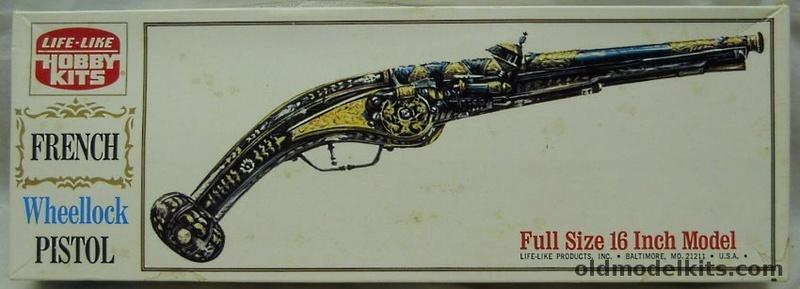 Pistolet à platine à rouet - LIFE-LIKE - Echelle 1/1 Life-l10