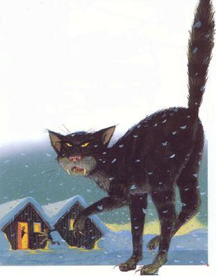 Les légendes de Nöel en Islande Cat10