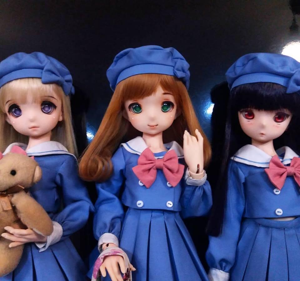 [Dollpamm] Moe Pam Mai, Hina & Rumi 47077510