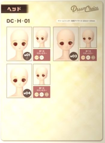 [Guide] Volks Dollfie Dream - Le Dream Choice System Make-u10