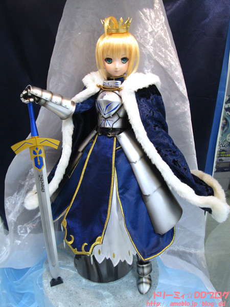 [Dollfie Dream] Fate Grand Order - Saber Altria Pendragon & Ruler Jeanne D'Arc - Page 4 O0450011