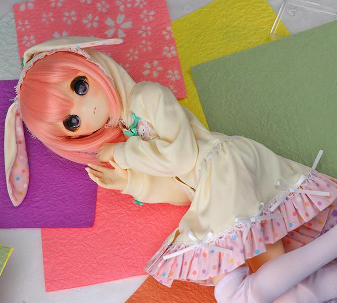 [Parabox] Miruku girl full set & Miruku boy full set (40 cm) Pd-40-11