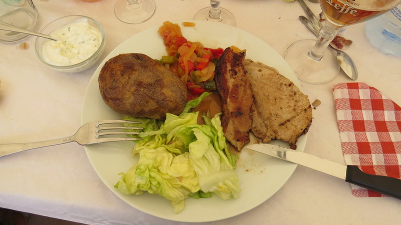 Repas  Du  Club '' Jambon Grillé '' Img_2411