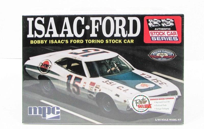 "'74 Ford Torino ""#15 Buddy Baker"" (MPC) [WIP] 5e6faa11"