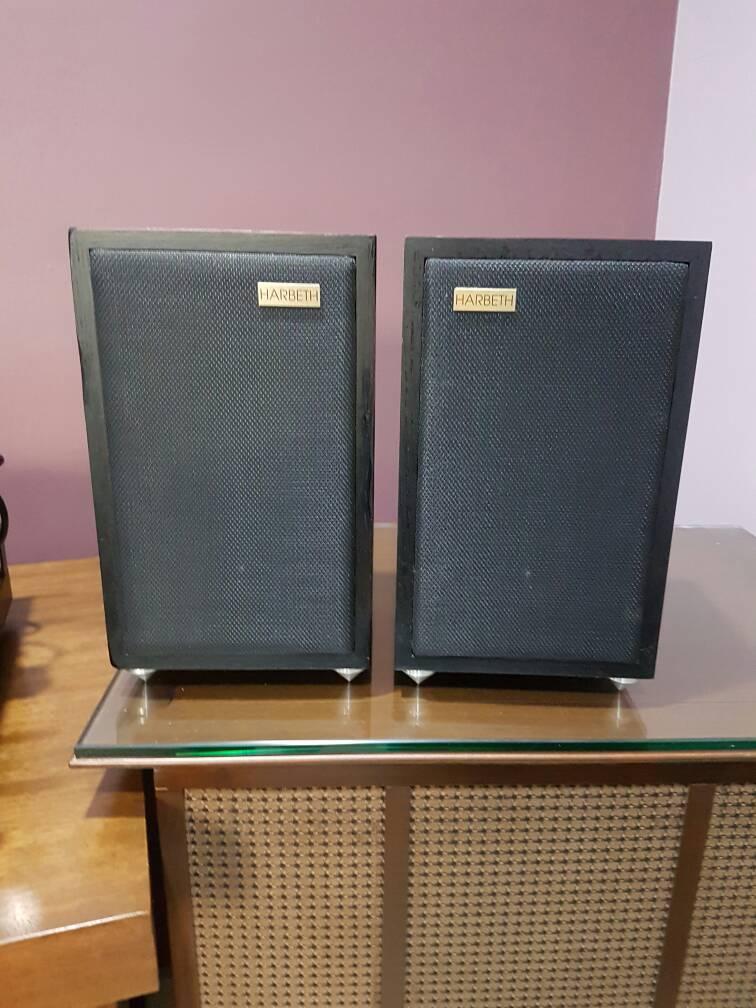 Harbeth LS3/5A Monitor Speaker (Sold) Img-2015
