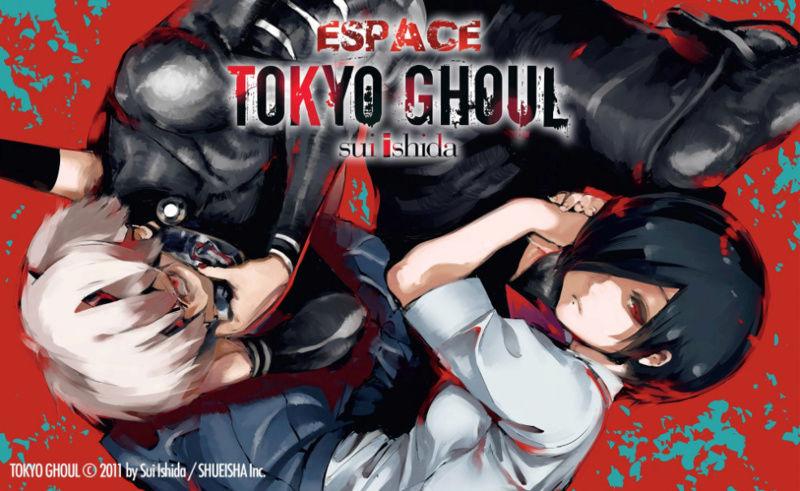 [Manga] Tokyo Ghoul (série complète) 110