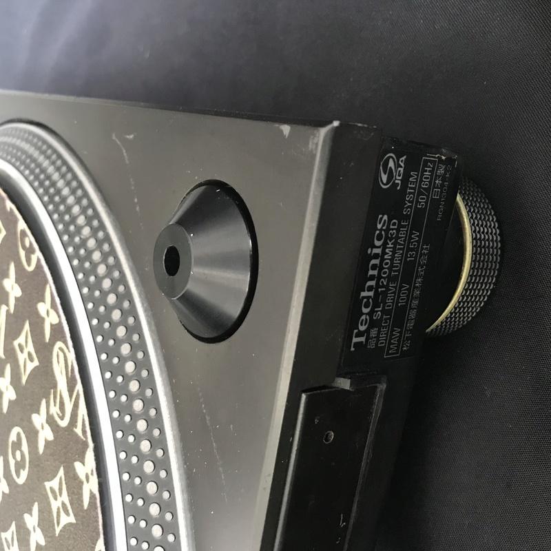 Technics SL 1200 MK3D (used) Img_6316