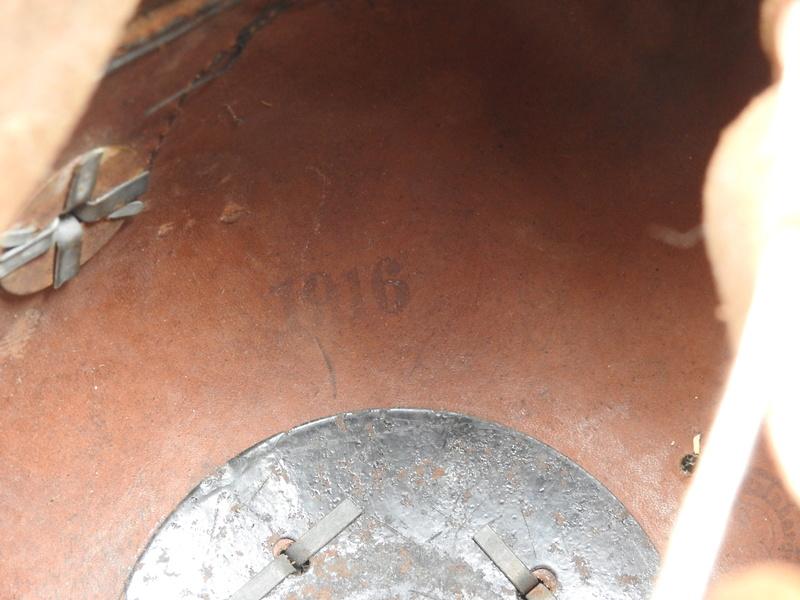 casque à pointe Prussien modèle 1915 pointe amovible Dscn4017