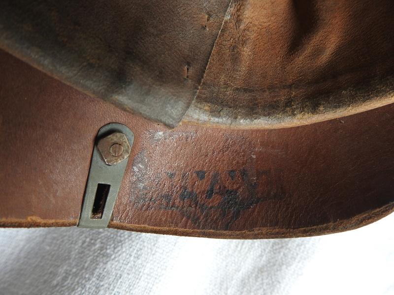 casque à pointe Prussien modèle 1915 pointe amovible Dscn4021