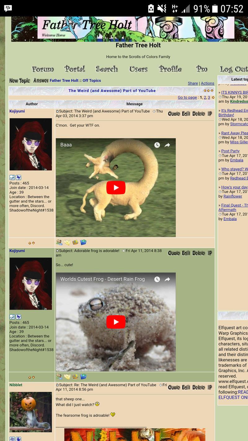 Feedback on Site Screen10