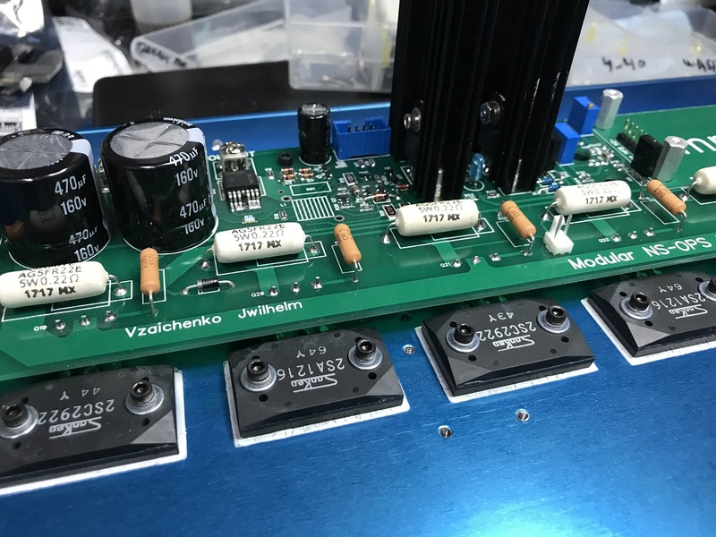 VZaudio Amplificateur NS Modular 2018-014