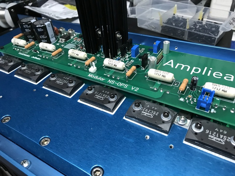 VZaudio Amplificateur NS Modular 2018-015
