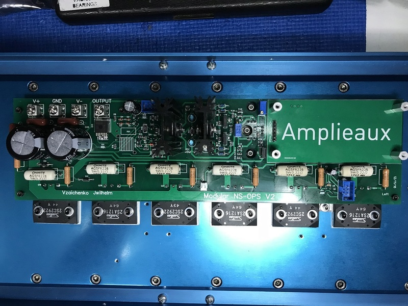 VZaudio Amplificateur NS Modular 2018-016