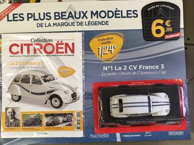 2018 - Hachette Collections > Test : Citroën au 1/24 15137410