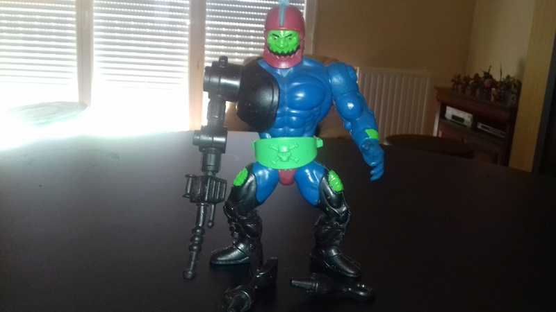 Ma collection Masters of the Universe vintage 20180328