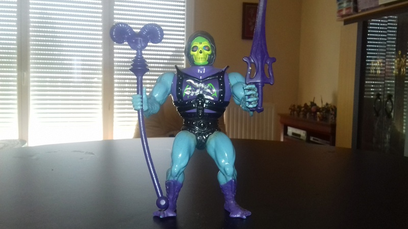 Ma collection Masters of the Universe vintage 20180329