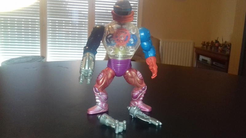 Ma collection Masters of the Universe vintage 20180331