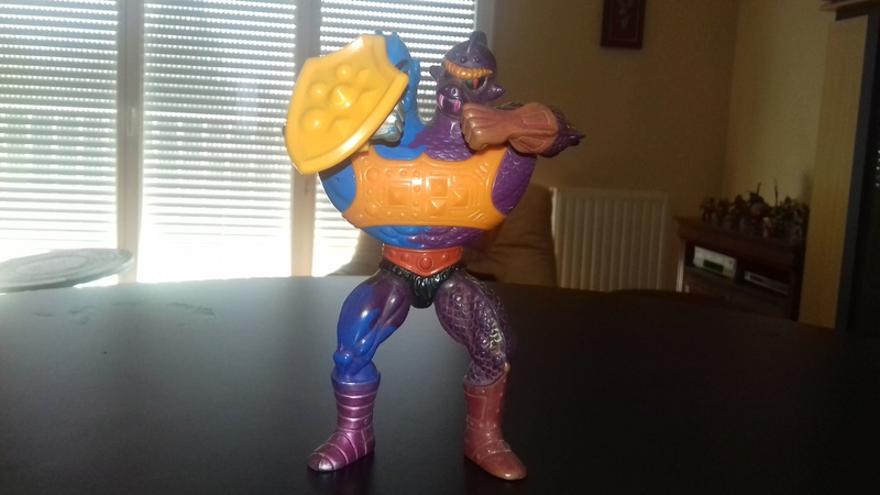 Ma collection Masters of the Universe vintage 20180332