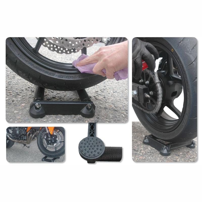 Tourne roue moto pour nettoyer chaîne de la MT-10 Z2314910
