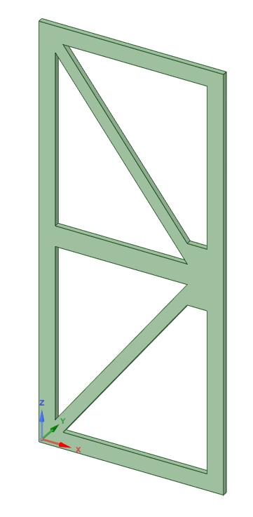 Porte sur pivot chêne massif Porte_10